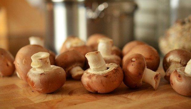 Funghi nell orto