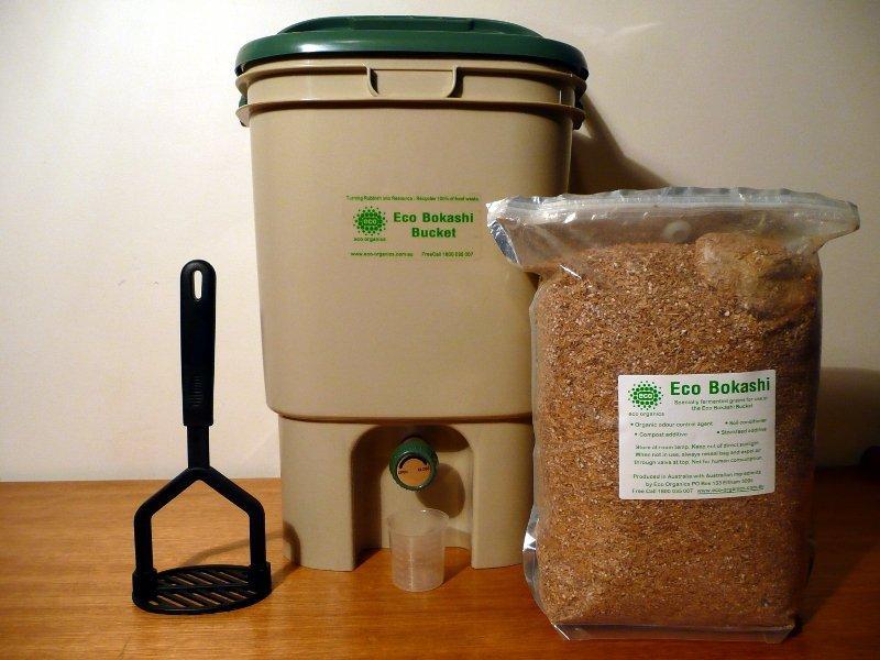 Cos'è e come fare il bokashi, il compost alla giapponese